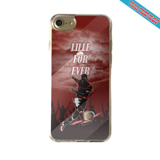Coque Silicone Note 9 Fan d'Overwatch Sigma super hero