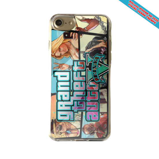 Coque Silicone Note 9 Fan d'Overwatch Chacal super hero