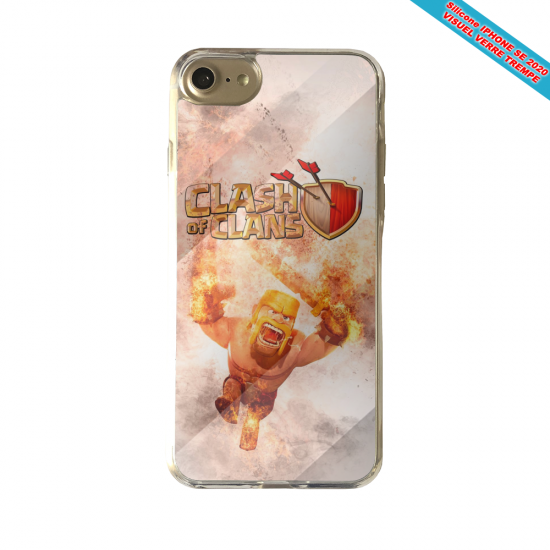 Coque Silicone Note 9 Fan d'Overwatch Baptiste super hero