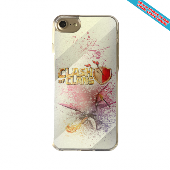 Coque Silicone Note 9 Fan de Rugby Montpellier fury
