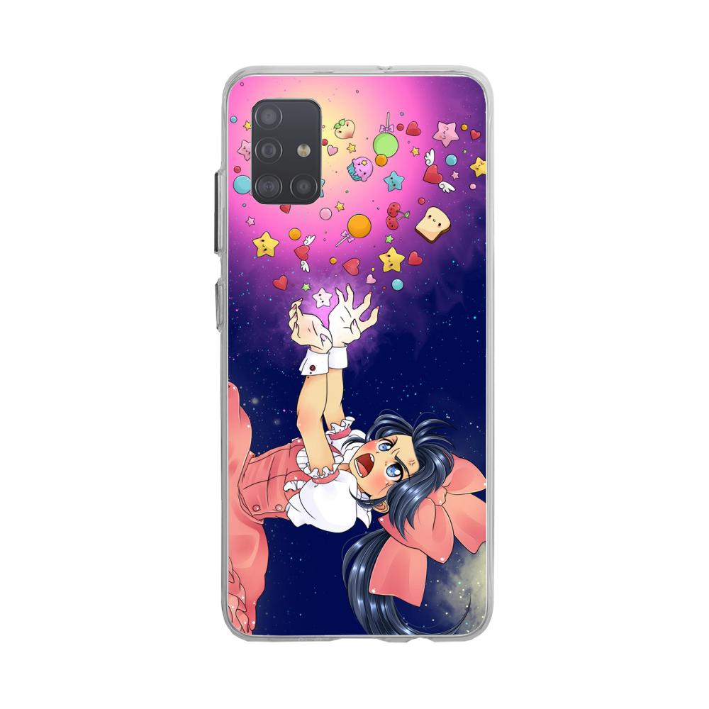 Coque Silicone Galaxy Note 10 Summer party