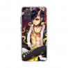 Coque Silicone Galaxy Note 10 Yoga Papillon