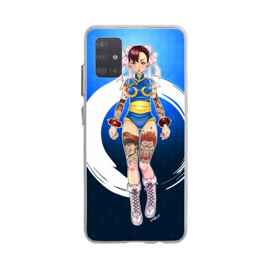 Coque silicone Galaxy Note 10 Fan d'Overwatch Zarya super hero