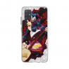 Coque silicone Galaxy Note 10 Fan d'Overwatch Winston super hero