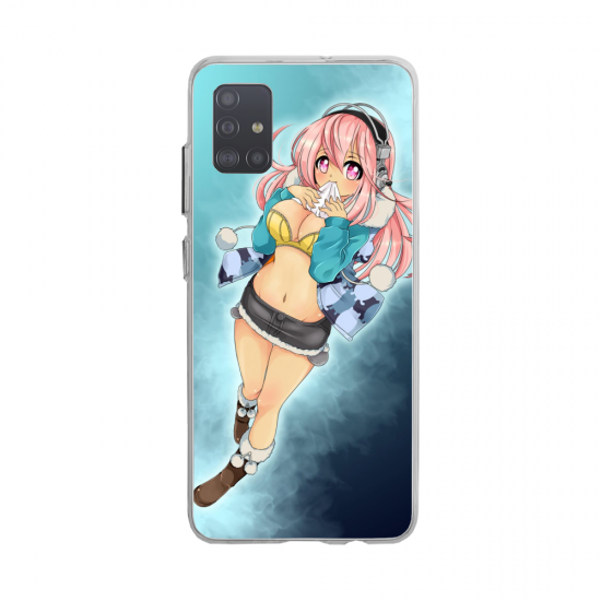 Coque silicone Galaxy Note 10 Fan d'Overwatch Tracer super hero