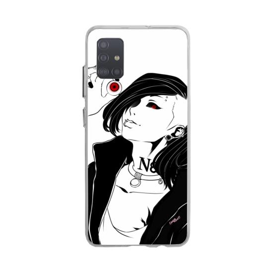 Coque silicone Galaxy Note 10 Fan d'Overwatch Torbjörn super hero