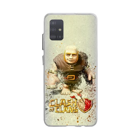 Coque silicone Galaxy Note 10 Fan d'Overwatch Reinhardt super hero