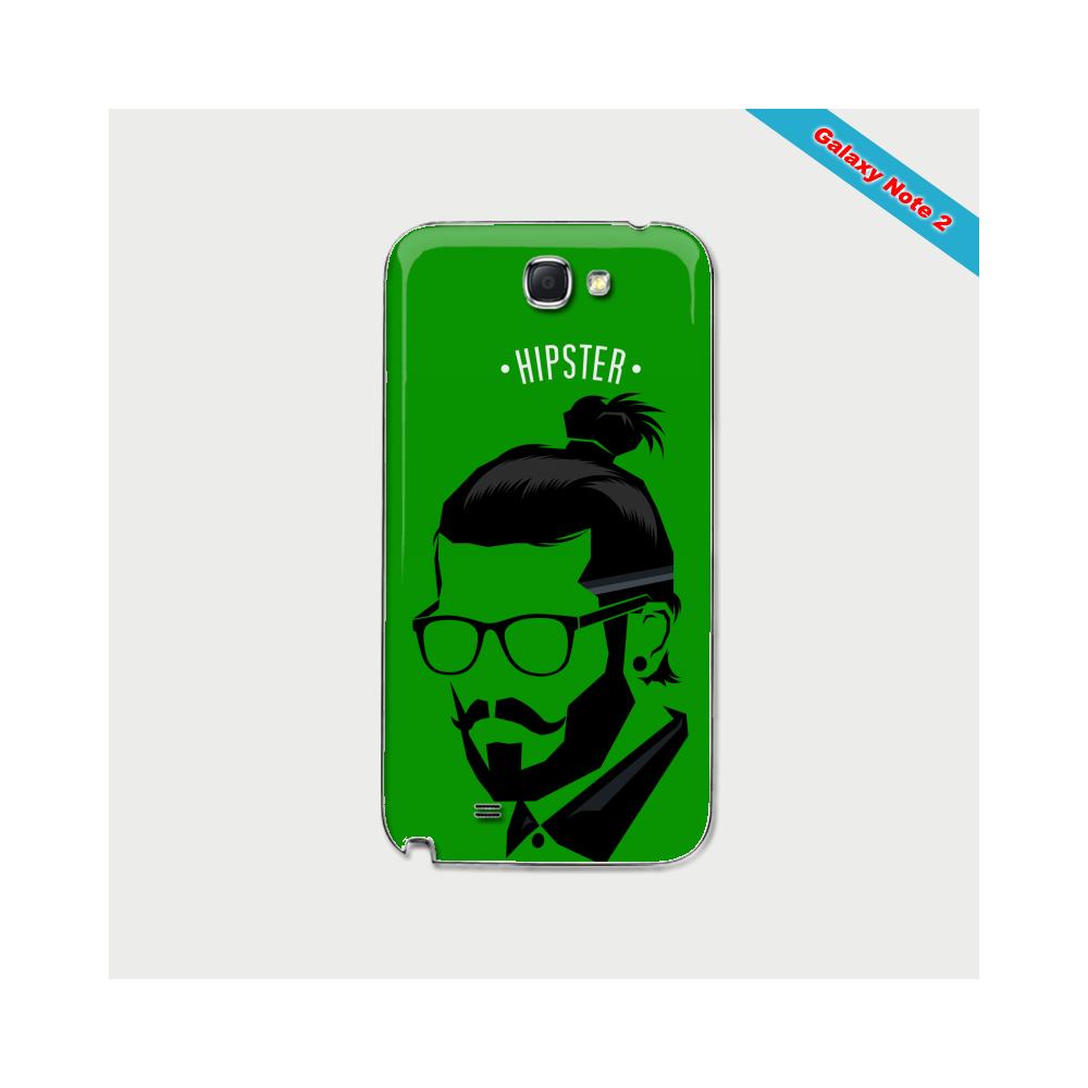 Coque Galaxy S3Mini Hipster Casquette