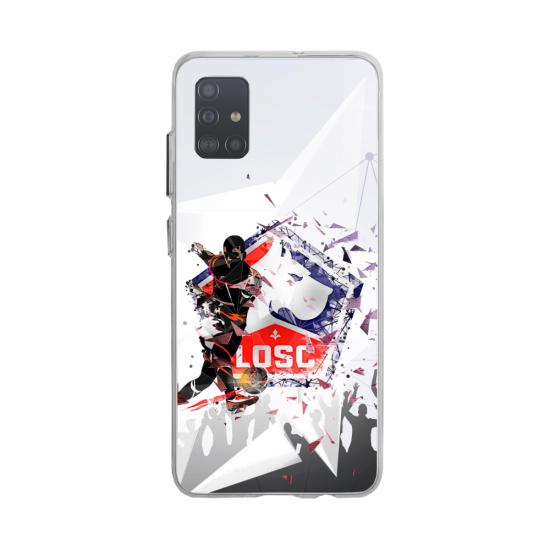 Coque silicone Huawei MATE 10 Fan d'Overwatch Orisa super hero