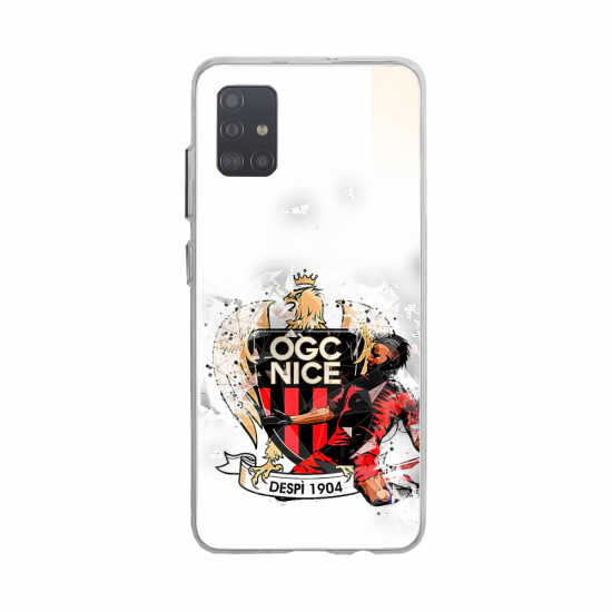 Coque silicone Huawei MATE 10 Fan d'Overwatch Fatale super hero