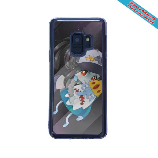 Coque silicone Iphone 12 Mini Fan de The Rolling Stones super hero
