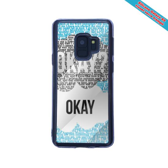 Coque silicone Iphone 12 Mini Fan de Ligue 1 Lyon graffiti
