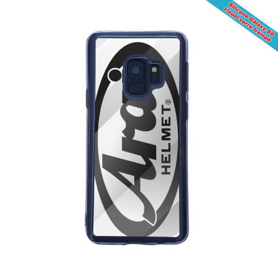 Coque silicone Iphone 12 Mini Fan de Ligue 1 Monaco graffiti