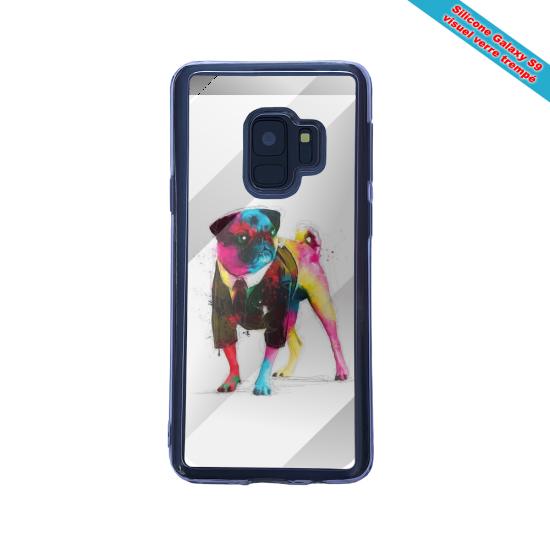 Coque silicone Iphone 12 Mini hammerman Fan de Boom beach