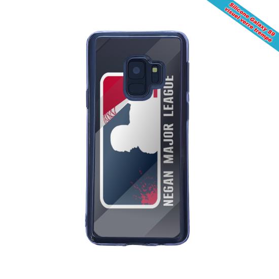 Coque silicone Iphone 12 Mini Fan de Ligue 1 Paris graffiti