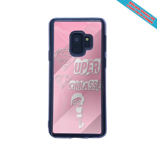 Coque silicone Iphone 12 Mini Fan de Marseille droit au but