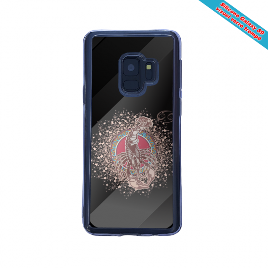 Coque silicone Iphone 12 Mini Fan de Ligue 1 Nantes cosmic