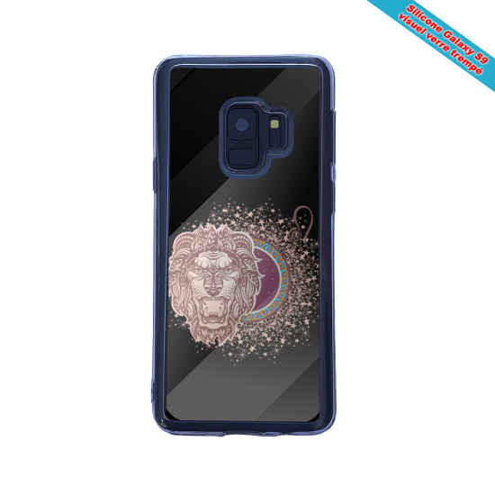 Coque silicone Iphone 12 Mini Fan de Ligue 1 Montpellier cosmic