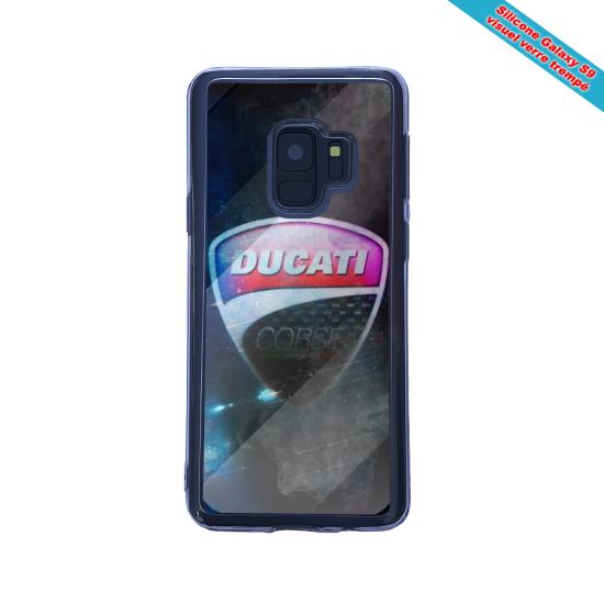 Coque silicone Iphone 12 Mini Fan de Ligue 1 Toulouse graffiti