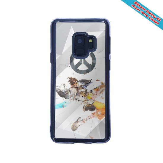 Coque silicone Iphone 12 Mini Fan de BMW sport version super héro