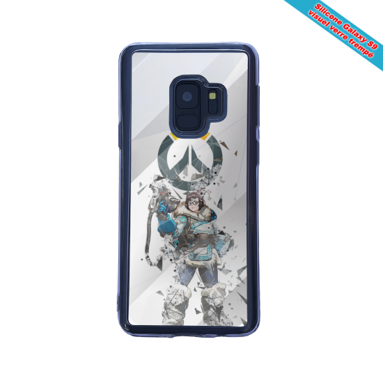 Coque silicone manga Iphone 12 Mini Last Samourai