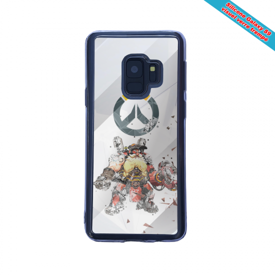 Coque silicone Iphone 12 Mini Fan de Rugby Montpellier fury