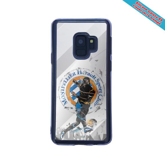 Coque silicone Iphone 12 Mini Yoga Papillon