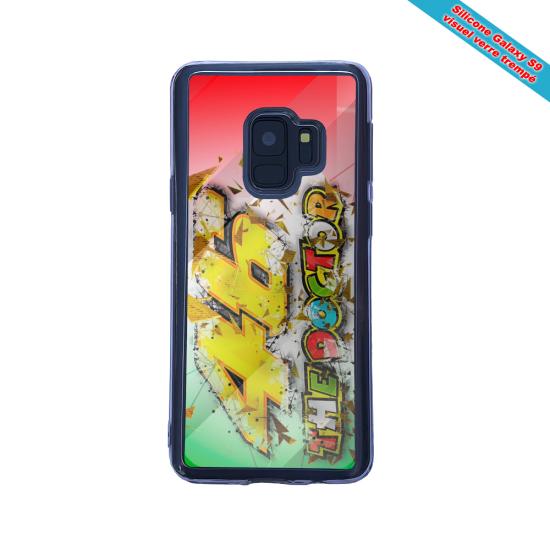 Coque silicone Iphone 12 Mini Fan d'Overwatch Winston super hero