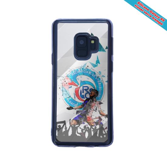 Coque silicone Iphone 12 Mini Fan d'Overwatch Symmetra super hero