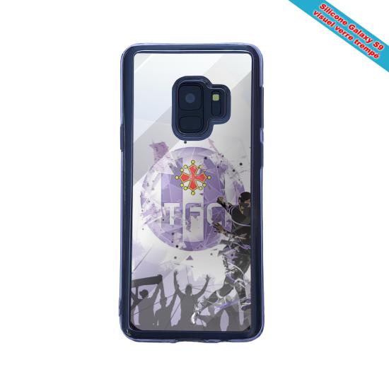 Coque silicone Iphone 12 Mini Fan d'Overwatch ana super hero