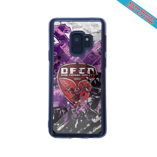 Coque silicone Iphone 12 Mini Fan de Rugby Toulouse fury