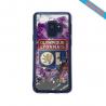 Coque silicone Iphone 12 Mini Fan d'Overwatch Faucheur super hero