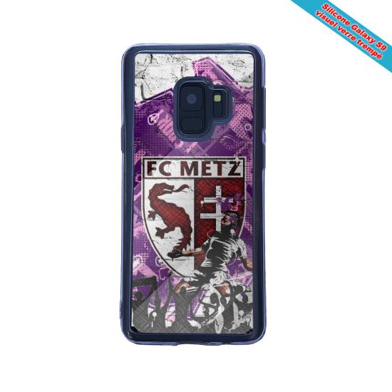 Coque silicone Iphone 12 Mini Fan d'Overwatch Tracer super hero
