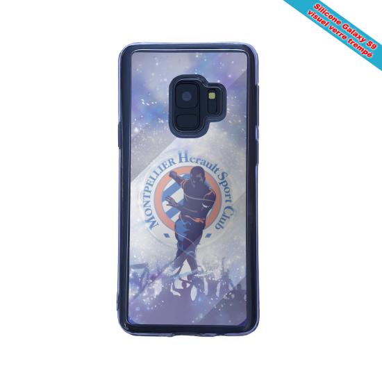 Coque silicone Iphone 12 Mini Fan d'Overwatch D.Va super hero