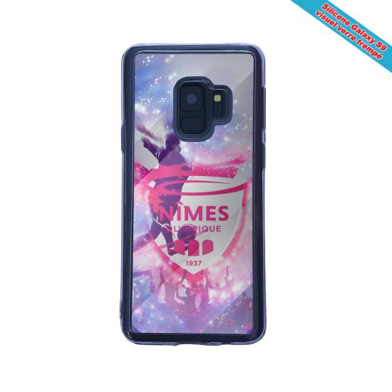 Coque silicone Iphone 12 Mini Fan d'Overwatch Choppeur super hero