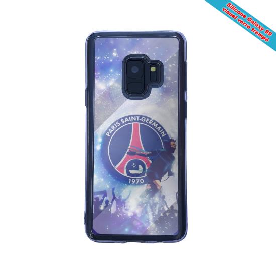 Coque silicone Iphone 12 Mini Fan d'Overwatch Ashe super hero