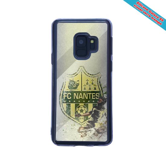 Coque silicone Iphone 12 Mini Fan d'Overwatch McCree super hero