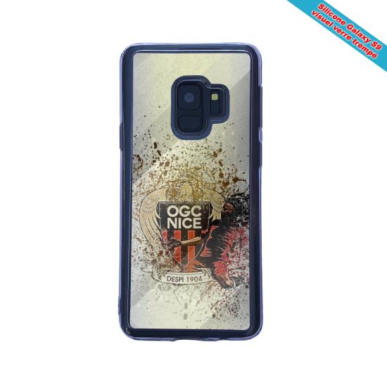 Coque silicone Iphone 12 Mini Fan d'Overwatch Doomfist super hero