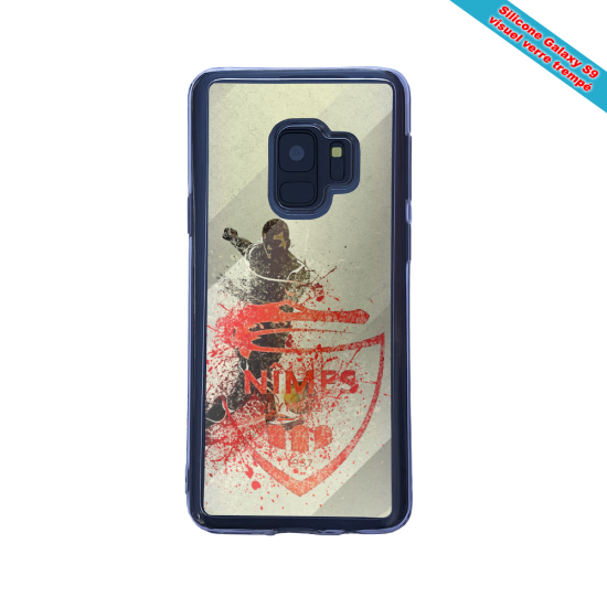 Coque silicone Iphone 12 Mini Fan d'Overwatch Fatale super hero