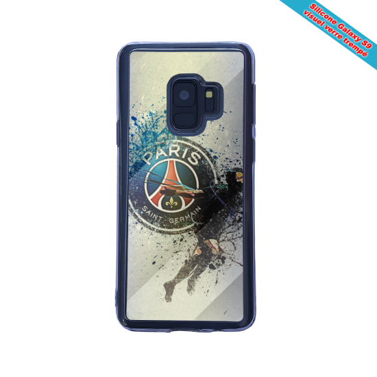 Coque silicone Iphone 12 Mini Fan d'Overwatch Mei super hero