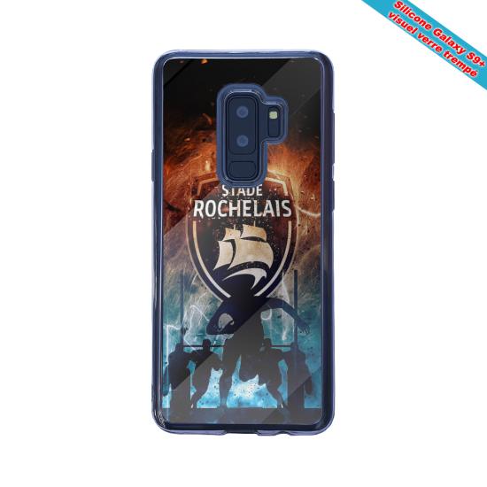 Coque silicone Iphone 12 Mini Fan d'Overwatch Reinhardt super hero