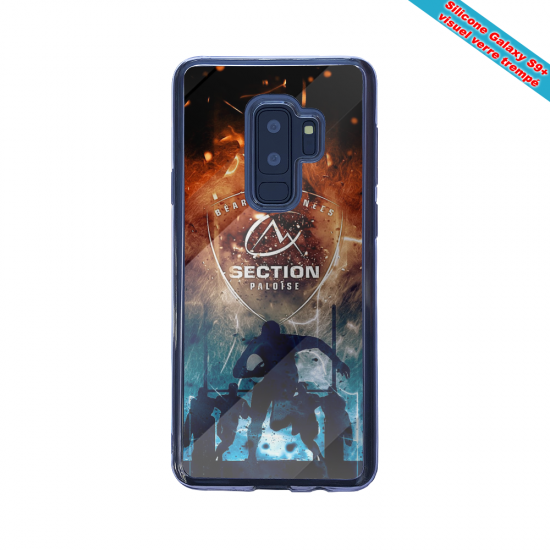 Coque silicone Iphone 12 Mini Fan d'Overwatch Pharah super hero