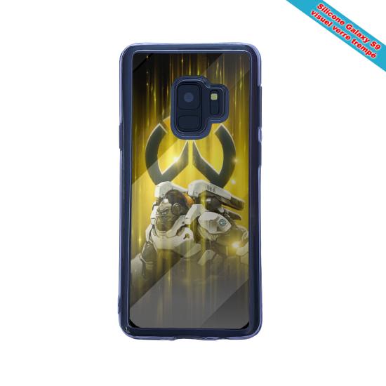 Coque silicone Iphone 12 Mini Fan de Ligue 1 Angers cosmic