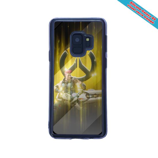 Coque silicone Iphone 12 Mini Fan de Ligue 1 Paris fury