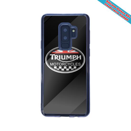 Coque silicone Iphone 12 Mini Fan de Ligue 1 Nimes cosmic