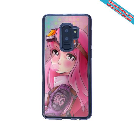 Coque silicone Iphone 12 Mini Fan de Ligue 1 Rennes fury