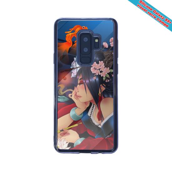 Coque silicone Iphone 12 Mini Fan de Ligue 1 Toulouse fury