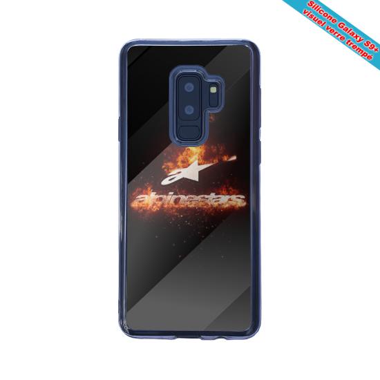 Coque silicone Iphone 12 Fan de Marseille droit au but