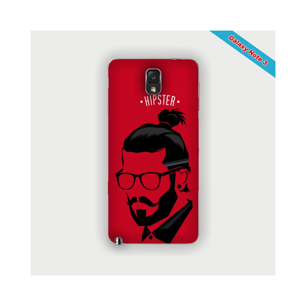 Coque Galaxy S5Mini Hipster Casquette