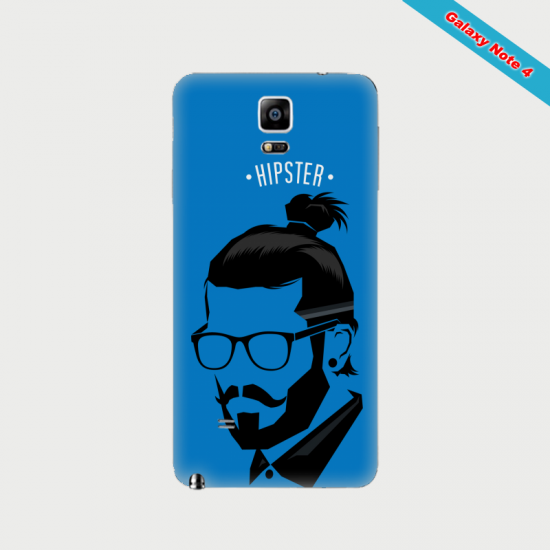 Coque Galaxy S3 Hipster Casquette